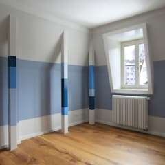 child´s room:  Nursery/kid's room by brandt+simon architekten