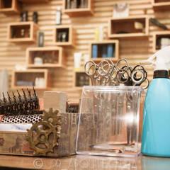 Reforma peluquería: Spa de estilo  de JPR_arquitectura
