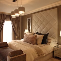 Ebotse Estate:  Bedroom by Tru Interiors, Classic