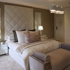 Guest Bedroom : classic Living room by Tru Interiors