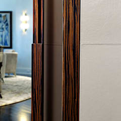 Art Deco Inspired Home:  Corridor & hallway by Douglas Design Studio,Classic
