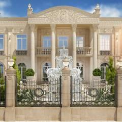 Architectural design of Katrina Antonovich: classic Houses by Luxury Antonovich Design