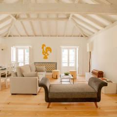 에클레틱 스타일 호텔 by SHI Studio, Sheila Moura Azevedo Interior Design 에클레틱 (Eclectic)