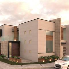Rumah by 3030 ARQUITECTOS