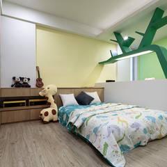 اتاق کودک by IDR室內設計