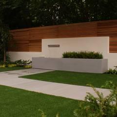 حديقة تنفيذ Hannah Collins Garden Design,