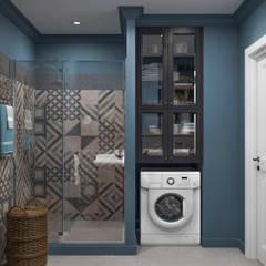 ห้องน้ำ by OM DESIGN