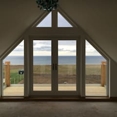 Plot 4, The Views, Gallaton, Stonehaven, Aberdeenshire:  Windows  by Roundhouse Architecture Ltd