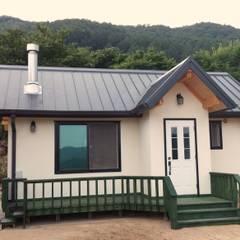 9평 게스트하우스: 보국주택의  주택