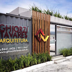 :  Study/office by GhiorziTavares Arquitetura