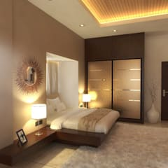 Bedroom by S2A studio,