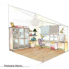 Nursery/kid's room by Анна Морозова, Classic