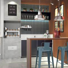 Patios & Decks by Bruna Rodrigues Designer de Interiores