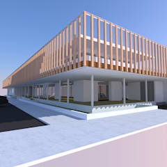 新・保育園: 株式会社 匠明が手掛けた学校です。
