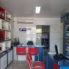 Offices & stores by Moderna Arquitetura Brasil