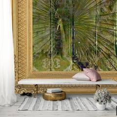 Elegance -Framed- Wallpaper:  Muren door La Aurelia