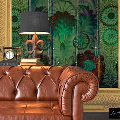 Oasis -Framed- Wallpaper:  Muren door La Aurelia