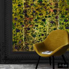 Summer Joy -Framed- Wallpaper:  Muren door La Aurelia