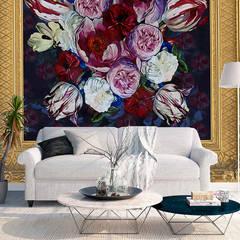 True Colors -Framed- Wallpaper:  Muren door La Aurelia