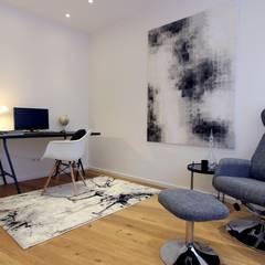Designer Büro:  Arbeitszimmer von StageBella