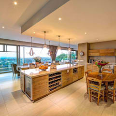 House Auriga:  Kitchen by Swart & Associates Architects, Modern