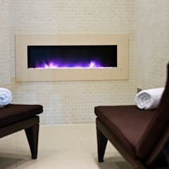 Electric Fires :  Spa by The Platonic Fireplace Company
