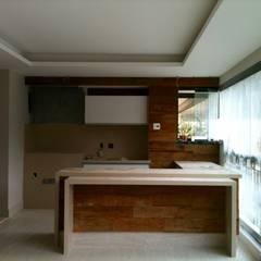 Apartamento Chácara Klabin: Terraços  por TR3NA Arquitetura