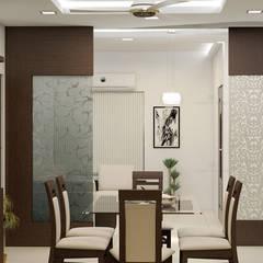غرفة السفرة تنفيذ Premdas Krishna , كلاسيكي
