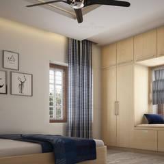 Magnificent:  Bedroom by Premdas Krishna