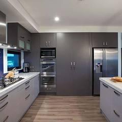 DAYAL Mimarlık – MUTFAK:  tarz Mutfak