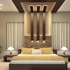 Bedroom By Monnaie Architects Interiors
