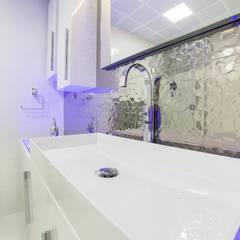 Onn Design – Özer Residence: minimal tarz tarz Banyo