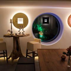 Dining room by Moreno Licht mit Effekt - Lichtplaner
