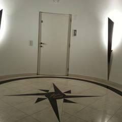 Corridor, hallway by Moreno Licht mit Effekt - Lichtplaner