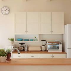 FUN! HOUSE!: こぢこぢ一級建築士事務所が手掛けたキッチンです。