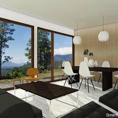 Dining room by Smartlive Studio