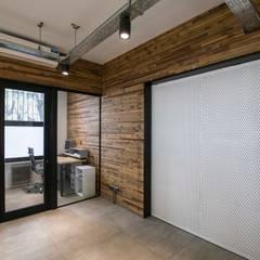 Study/office by TC Estudio, Industrial