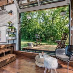 ห้องสวน:  บ้านและที่อยู่อาศัย โดย รับเขียนแบบบ้าน&ออกแบบบ้าน,