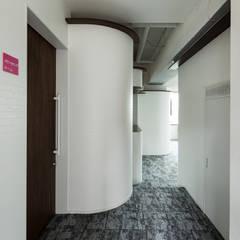 醫院 by 富永大毅建築都市計画事務所