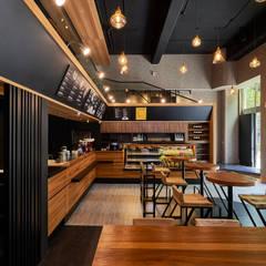 غرفة السفرة تنفيذ 青瓷設計工程有限公司