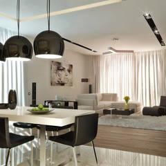 غرفة المعيشة تنفيذ metrixdesign