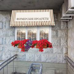 """Магазин фермерских товаров """"Щедрая околица"""": Офисы и магазины в . Автор – Дизайн-бюро Анны Шаркуновой 'East-West'"""