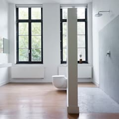 villa 1:  Badkamer door White Door Architects