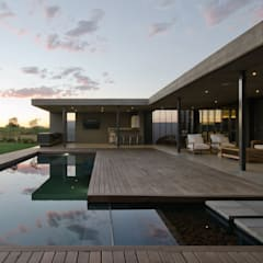 Pool by Anthrop Architects