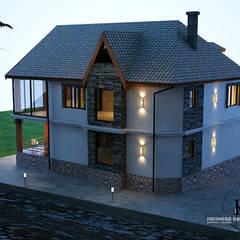 Houses by Iv-Eugenie