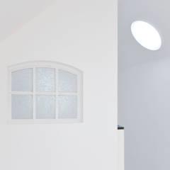 Detail: landhausstil Arbeitszimmer von baufactum