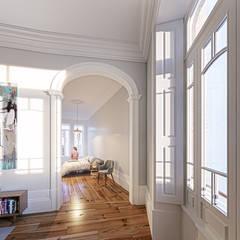 MAH : Casas  por Gabriela Pinto Arquitetura