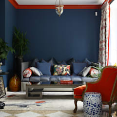 Загородный дом для большой семьи: Зимние сады в . Автор – Atelier Interior