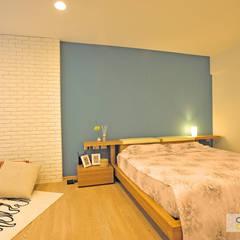 Bedroom by 上云空間設計