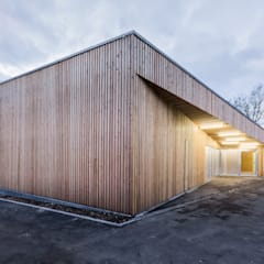 Media room by Pakula & Fischer Architekten GmnH, Scandinavian